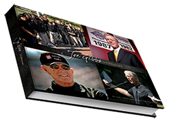 Joe Gibbs Commemorative Book